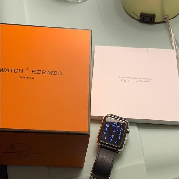 Hermes Apple Watch series 3 42mm